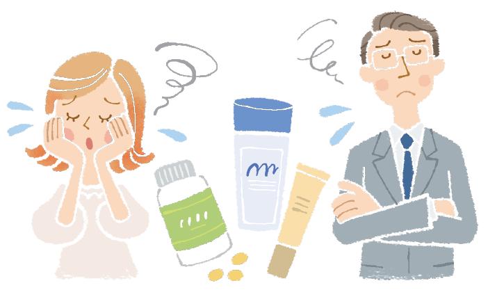 美容健康商品に関する各種ご相談